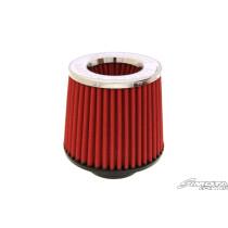 Sport, Direkt levegőszűrő SIMOTA JAU-X02102-05 60-77mm Piros